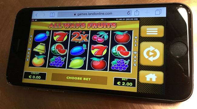 mobile slots netent iphone6